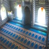mavi cmai halısı