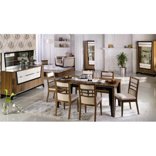modern yemek odaları