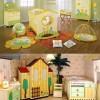 mondi sarı bebek odası
