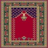 motifli cami halısı