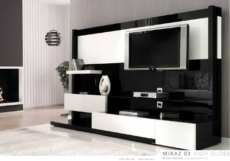siyah beyaz tv unitesi