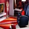 siyah tv koltuk modeli