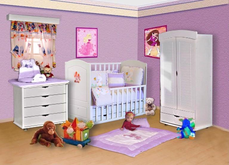 ufak bebek odası