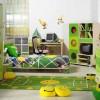yeşil genç odası takımı