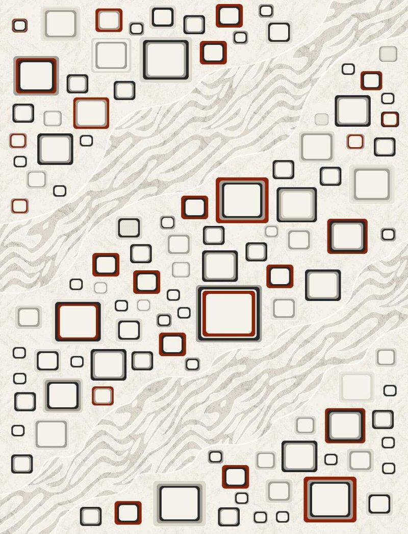 Bordo desenli mir halı örnekleriDekorasyon ve Mobilya Sitesi Kadın