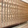 Katlamalı tül perde tasarımları
