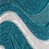 iki renk seral halı