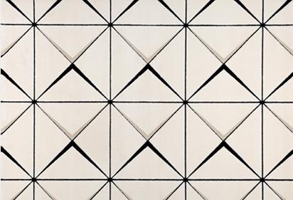 simetrik desenli halı örnekleri