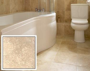 banyo dekorasyonunda kutahya seramik