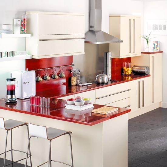 L şeklinde Mutfak Modelleri, L şeklinde Mutfak Modelleri