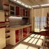 En Şık Store Mutfak Perdesi Tasarımı