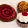 Muhteşem Pasta Tasarımlı Yastık Modelleri