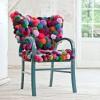 Ponponlu Sandalye Tasarımı