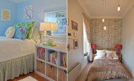 Küçük Bir Yatak Odasını Ferah ve Geniş Gösterme Yöntemleri