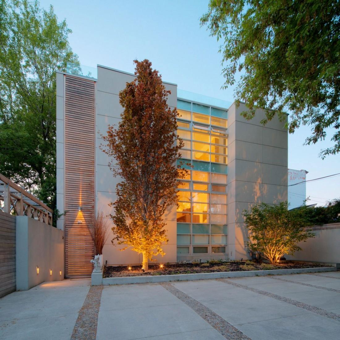 6a Brockton Infill House by Cecconi Simone 2