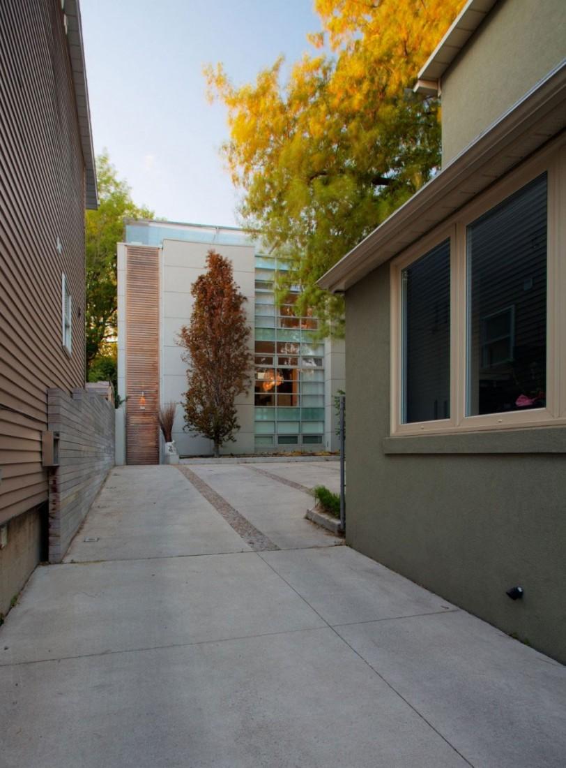 6a Brockton Infill House by Cecconi Simone 30