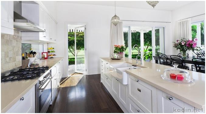 Mutfakta Feng Shui Etkisine Göre Hangi Renkleri Kullanmalıyız