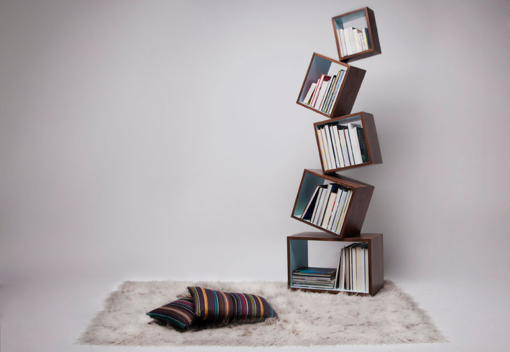 Equilibrium Bookcase by Malagana Design  1