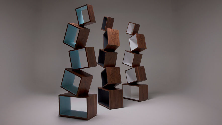 Equilibrium Bookcase by Malagana Design  2
