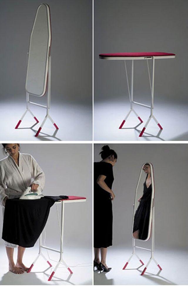 Aynalı terzi ütü masası modelleri
