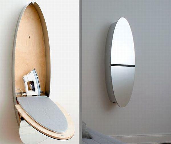 Kapalı ütü masası modeli