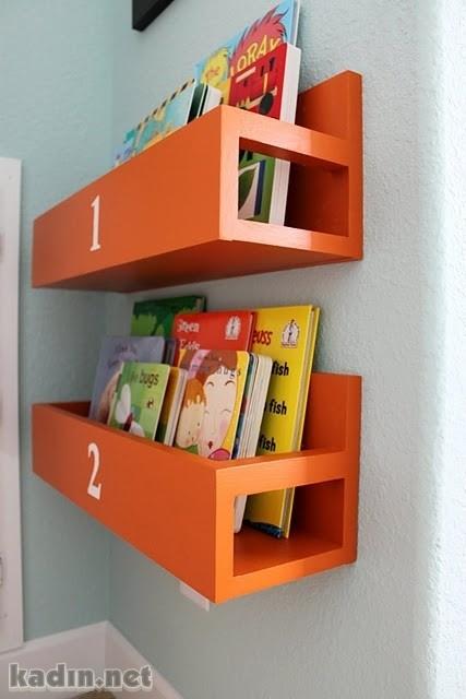 Müthiş Kitap Depolama Çözümleri (8)