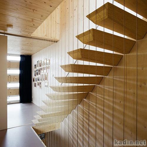 Muhteşem Merdiven Tasarımları (1)