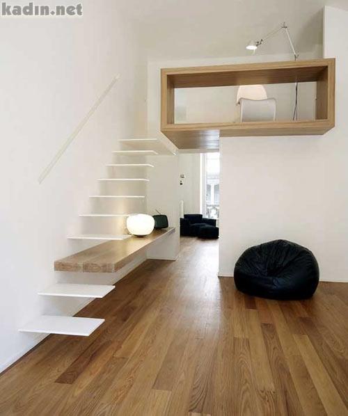 Muhteşem Merdiven Tasarımları (3)