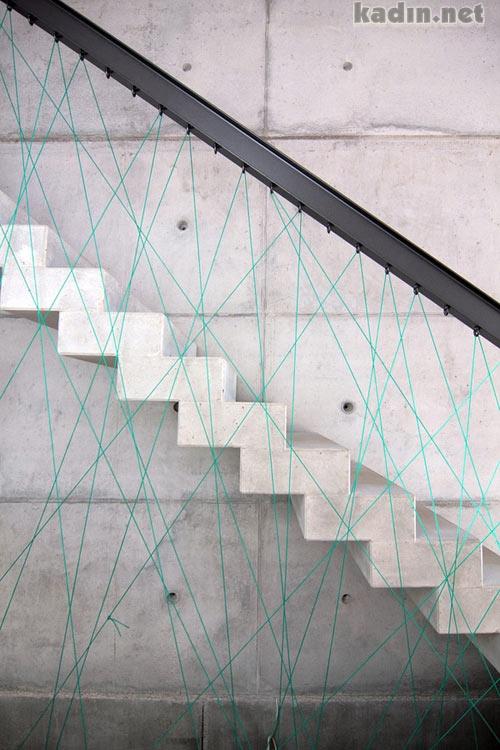 Muhteşem Merdiven Tasarımları (5)