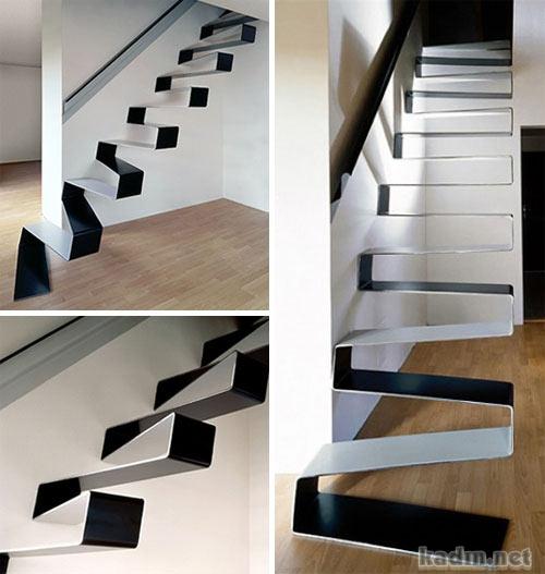 Muhteşem Merdiven Tasarımları (8)