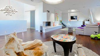 Modern Salonlar Yaratmak İçin Gerekli Detaylar