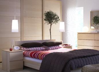 İkea Yatak Odaları