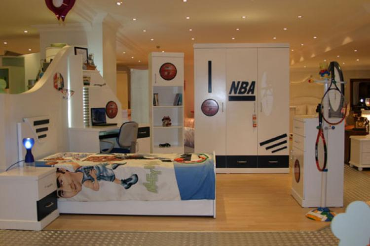 Masko Bebek ve Genç Odası Mobilyaları