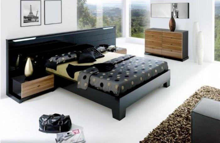 Wenge Mobilya Yatak Odası Takımları
