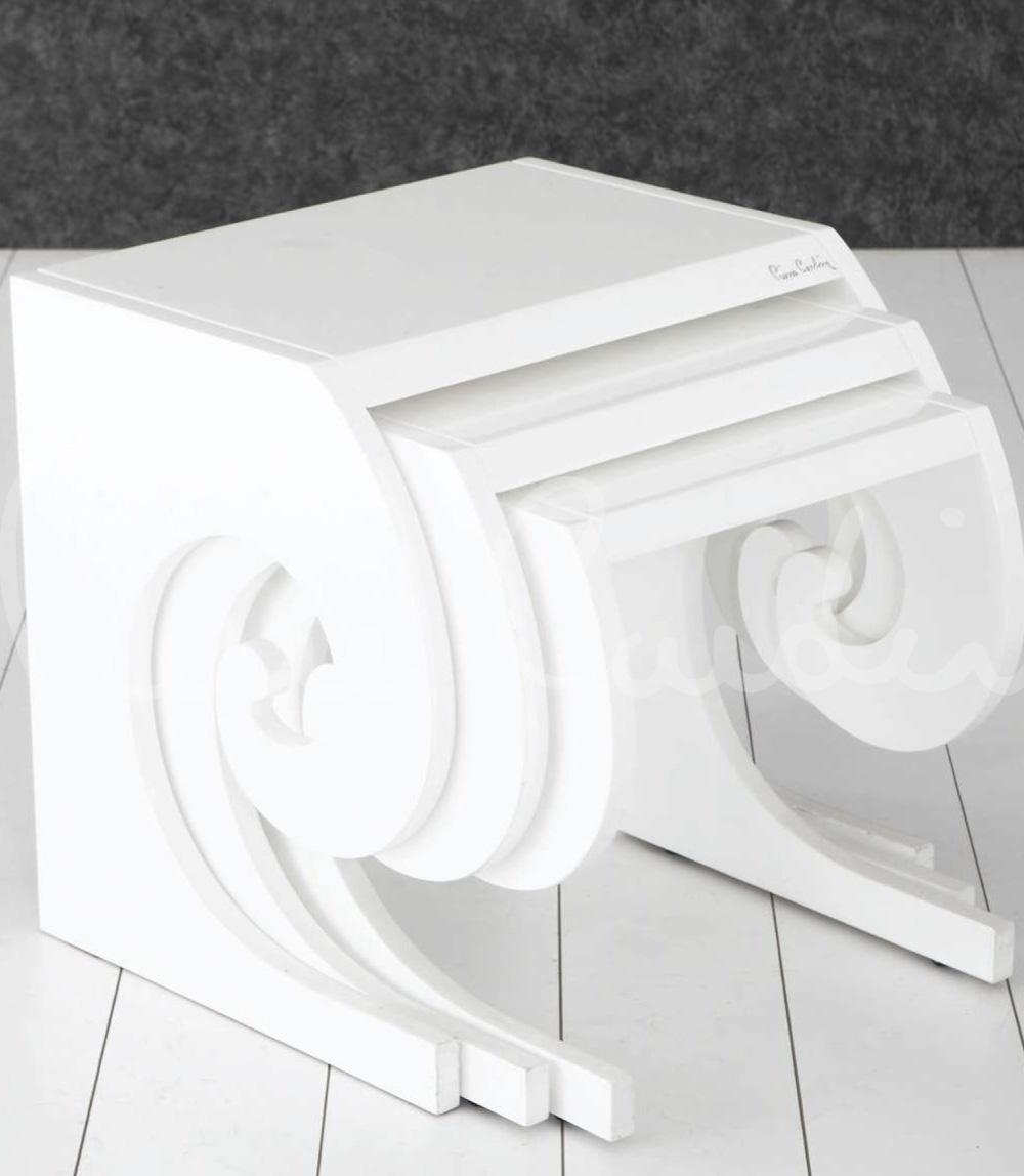 Pierre Cardin Sandalye ve Sehpa Modelleri