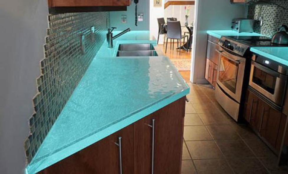 Mutfaklardaki Cam Tezgahların Önemi