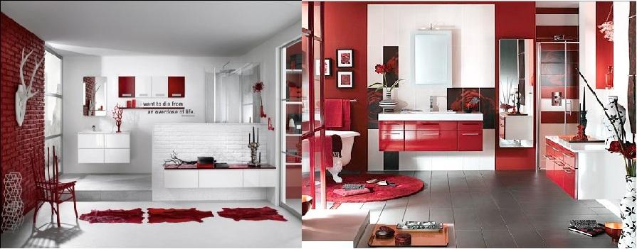 kırmızı banyo 10