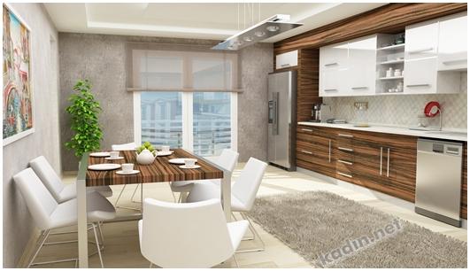 Mutfağımızda Feng Shui Etkisine Göre Hangi Renkleri Kullanmalıyız?