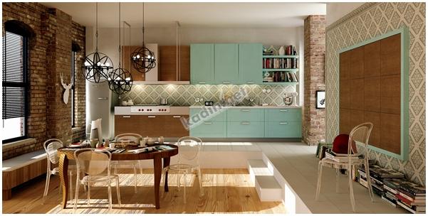 Mutfağımızda Feng Shui Etkisine Göre Hangi Renkleri Kullanmalıyız