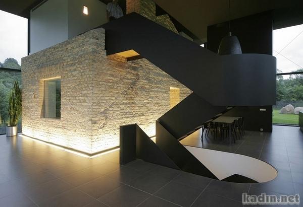 Muhteşem Merdiven Tasarımları (2)