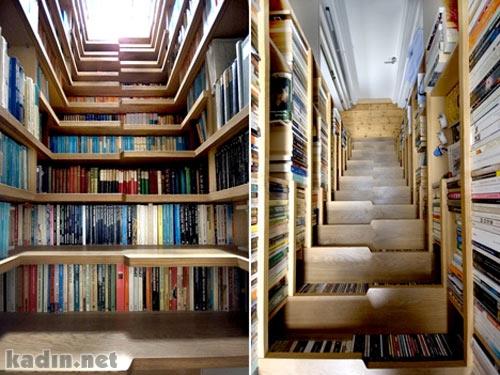 Muhteşem Merdiven Tasarımları (6)