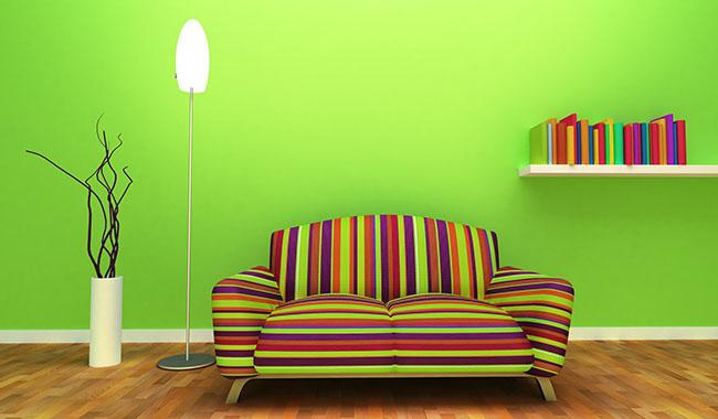 En Farklı Duvar Renkleri